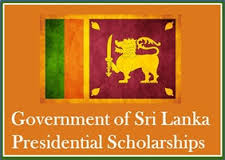 Presidential Scholarships for Foreign Students in Sri Lanka for Master's  ( For pursuing M.Sc & MBA from Sri Lanka )