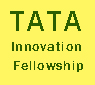 Tata Innovation Fellowship 2015-16
