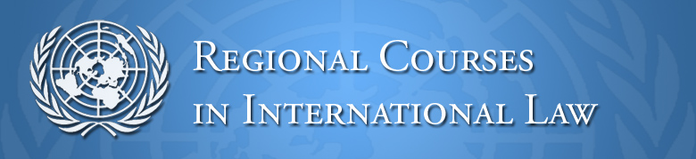 United Nations Regional Courses in International Law