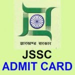 JSSC Admit Card, Exam Pattern, Syllabus