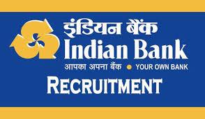 indian bank recruitment 2019